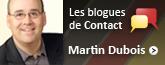 Le blogue de Martin Dubois