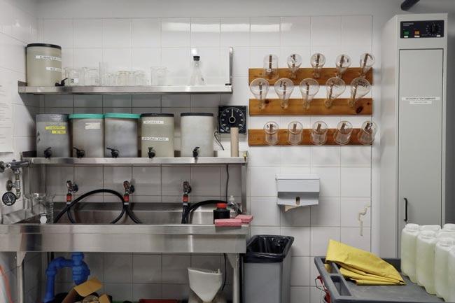 Laboratoire argentique