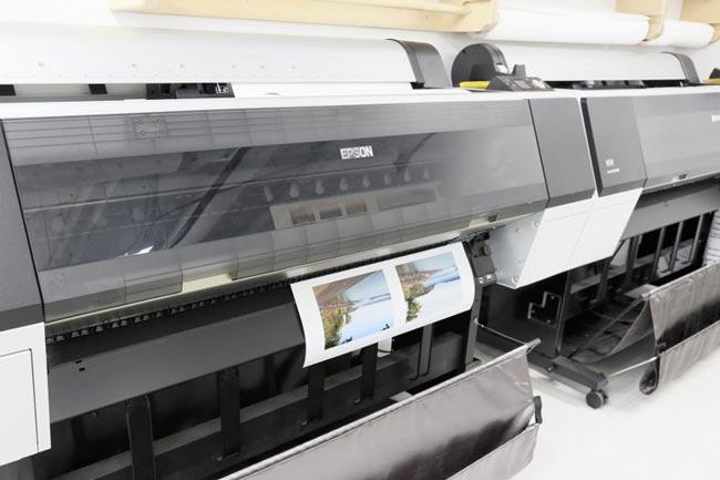 Laboratoire intégré de tirage et d'impression numérique (LITIN)
